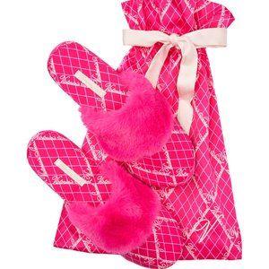 Victoria's Secret PINK Signature Satin Slipper
